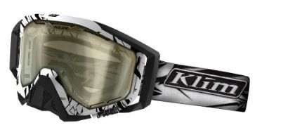Sell Klim Radius Pro Mtn. Goggle Smoke Polarized Lens Snowmobile Snowboard SnoX Ski motorcycle in Longview, Washington, United States, for US $114.88