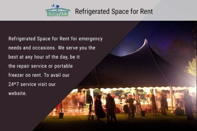Best refrigerated space for rent