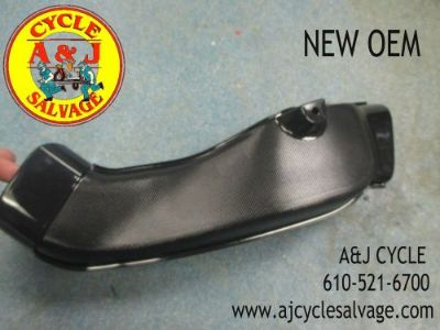 Purchase 2003-2004 Suzuki GSXR 1000, Right side air duct, ram air scoop, NEW OEM motorcycle in Marcus Hook, Pennsylvania, United States, for US $105.00