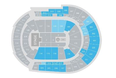Shawn Mendes Tickets - 2