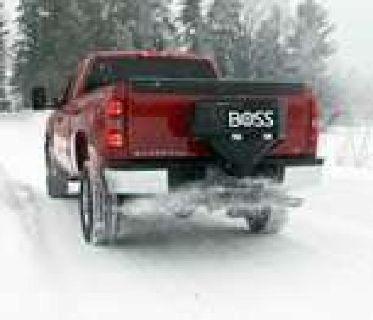 Boss - BOSS TGS 1100 - Tailgate Salt Spreader w/ Slide-In Attachment