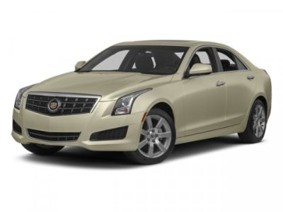 2013 Cadillac ATS 2.0T Luxury (Black Diamond Tricoat)
