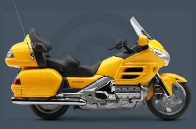2010 Honda Goldwing GL18HPMA