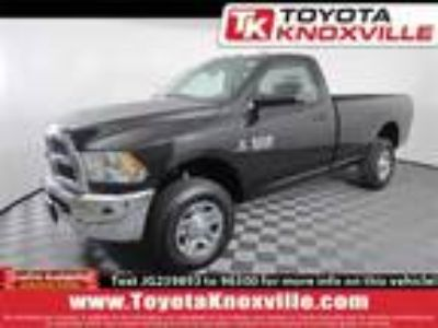 used 2018 RAM 2500 for sale.