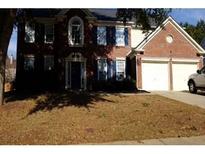 4 Bed 2.5 Bath Preforeclosure Property in Suwanee, GA 30024 - Albrighton Ct