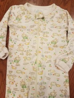 Footed Pjs Size 18 months