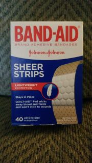 Band - Aid Sheer Strips - Offer 15 of 16