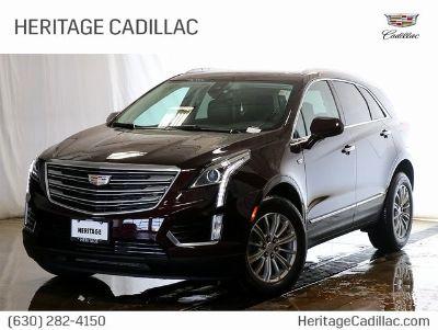 2018 Cadillac XT5 Luxury (Deep Amethyst)