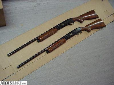 For Sale: Matched Pair Remington 870 skeet guns 28ga 410ga