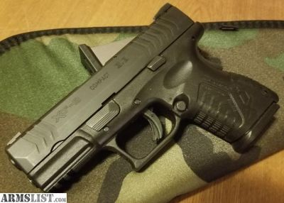 For Sale/Trade: Springfield XDM9 compact