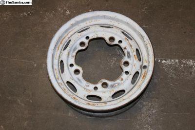 10 / 1959 356 Porsche Steel Rim/Wheel