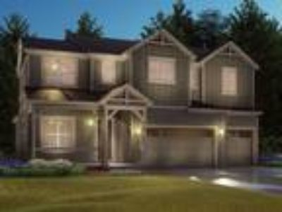The Kenosha by Meritage Homes: Plan to be Built
