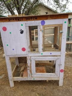 2 story hutch for sale