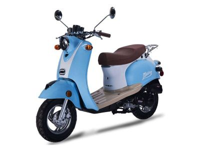 2019 Wolf Brand Scooters Wolf Islander Scooter New Haven, CT