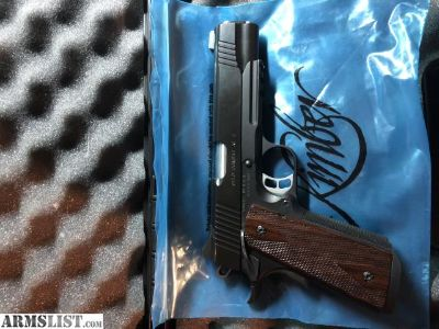 For Sale: Kimber Gold Combat RLII