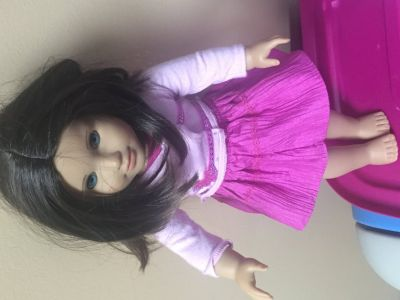 American Girl Doll of the Year 2009- Chrissa