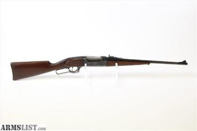 For Sale: Savage Model 1899 22 High Power