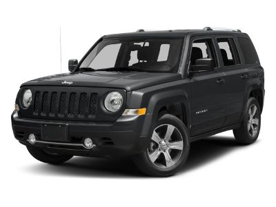2017 Jeep Patriot Latitude (Granite Crystal Metallic Clearcoat)