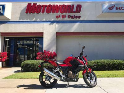 2017 Honda CB300F Sport Motorcycles EL Cajon, CA
