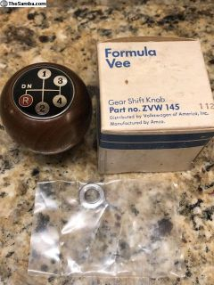 NOS Formula Vee Gear Shift Knob 10mm