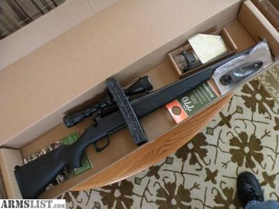 For Sale/Trade: New in Box: Remington 770 Compact with scope