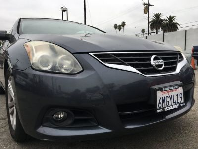 2010 NISSAN ALTIMA 2.5S COUPE! SPORTY BODY! RELATIVELY LOW PAYMENTS! $1,500 DRIVE OFF!