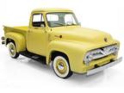1955 Ford Pickup F100 V8 Great Truck