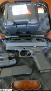 For Sale: G19 gen 4 with RMR