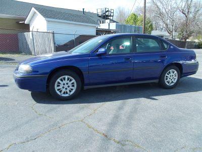 2005 Chevrolet Impala Base (Purple)
