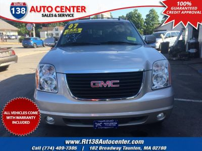 2007 GMC Yukon SLE (Antique Bronze Metallic)