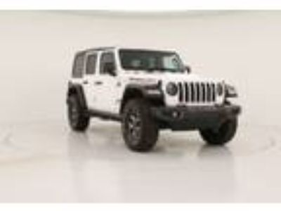 2018 Jeep Wrangler All-New Unlimited Rubicon