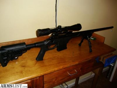 For Sale: savage 10 ba stealth 6.5