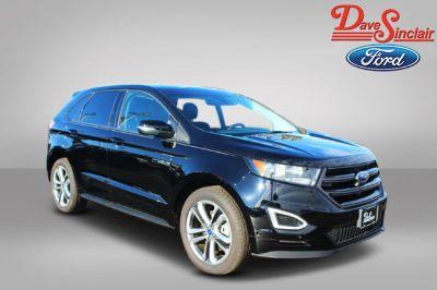 2018 Ford Edge Sport (Shadow Black - Black)