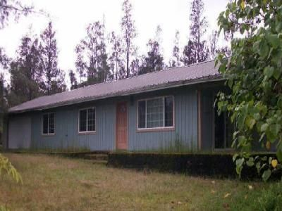 3 Bed 2 Bath Foreclosure Property in Mountain View, HI 96771 - 1510 Uhini Ana Road