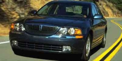 2001 Lincoln LS Base ()