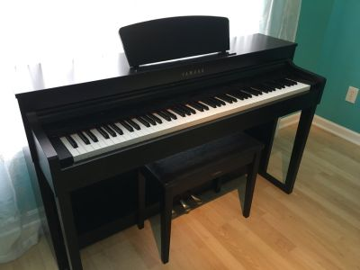 Yamaha Digital Piano