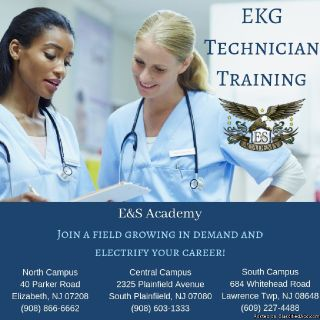 An affordable future with EKG Technician Training