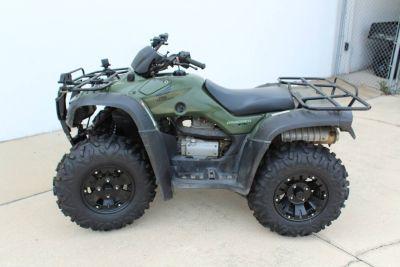 2004 Honda FourTrax Rancher ES Utility ATVs Palatka, FL