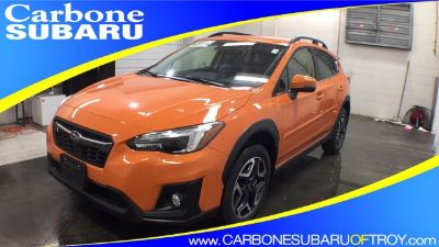 2019 Subaru Crosstrek (Sunshine Orange)