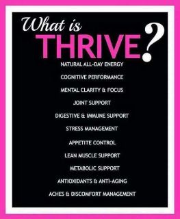THRIVE - 3 Step Premium Dietary Plan