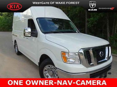2017 Nissan NV3500 HD Cargo SL High Roof