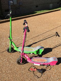 FREE! Electric scooters