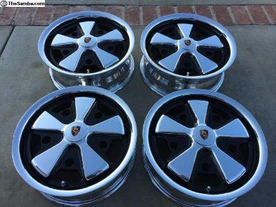"Detailed ""Wide Five"" Porsche Fuchs-New"