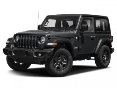 2019 Jeep Wrangler Sport S (Bright White Clearcoat)