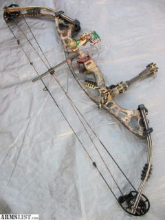 For Sale/Trade: Hoyt Compound Bow `Contender XT 2000