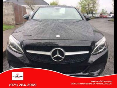 Used 2017 Mercedes-Benz C-Class for sale