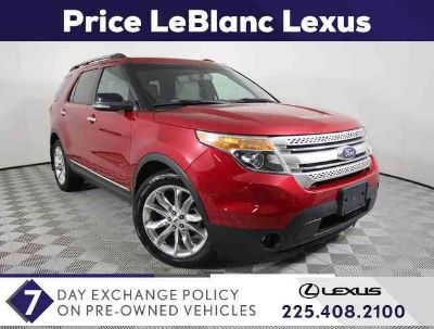 Used 2012 Ford Explorer FWD 4dr