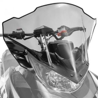 Find Arctic Cat Mid Windshield Clear Tinted w/Black 2017 ZR XF 9000 - 7639-380 motorcycle in Sauk Centre, Minnesota, United States, for US $112.99
