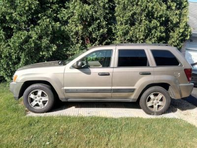 2005 Jeep Grand Cherokee - needs work