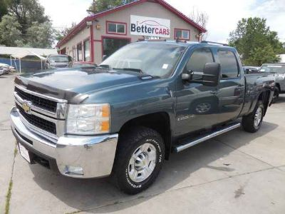 Used 2008 Chevrolet Silverado 2500 HD Crew Cab for sale